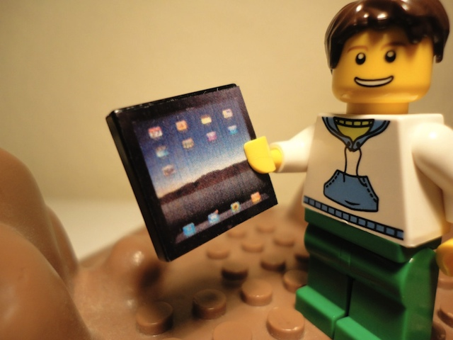 Octa Living The Lego Life On Iphone Amp Ipad
