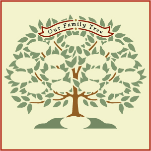 Octa planting a family tree for parent 39 s day genealogy apps for Interactive family tree template