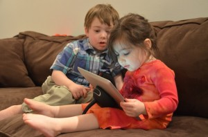 Tiny Fingers, Big Fun: Our Favorite Kids' iPad Apps